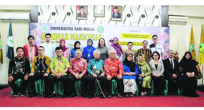 Dosen PBI UNISM Presentasi Karya Ilmiah di Seminar Nasional